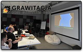 Grawitacja Kraków 2018