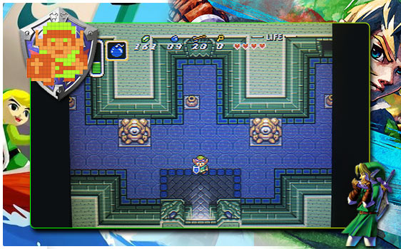 Zelda: A Link To The Past (SNES)