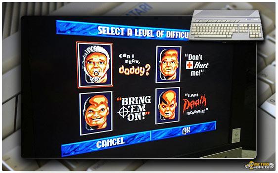 przegląd gier Atari ST