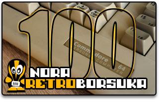 100 wpis borsuka c64