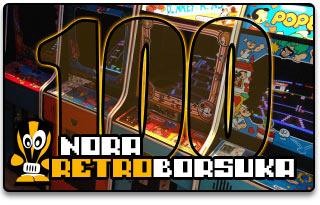 100 wpis borsuka arcade