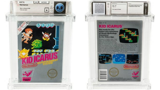 Kid Icarus sold out