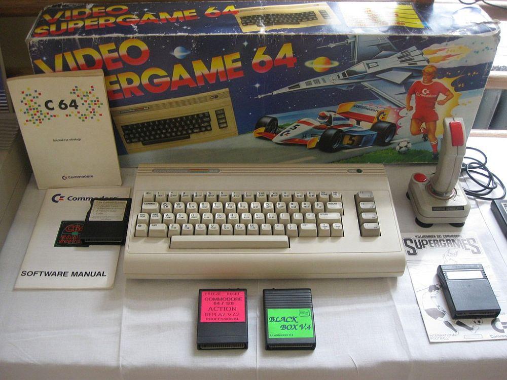top C64 Borsuka
