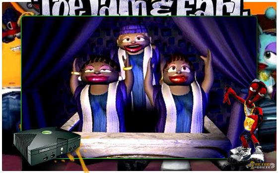 ToeJam & Earl III Xbox