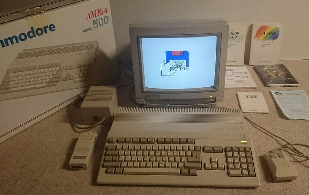 Amiga top 100 borsuka