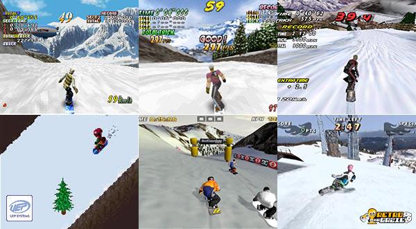 UEP Systems pionierzy snowboardu na konsolach