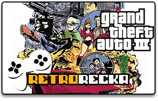 Grand Theft Auto III (PC, PS2, Xbox)