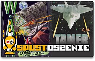 Tamer, W.A.R, Fast Future (Commodore 64)