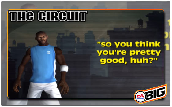 NBA Street recenzja