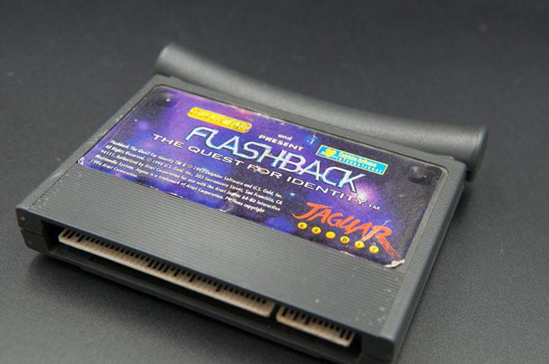 Jaguar Flashback