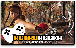 Dead or Alive 3 Xbox recenzja