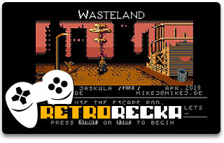 Wasteland Atari i wywiad jaskuła