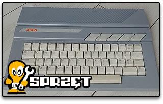 Naprawa Obudowy Atari