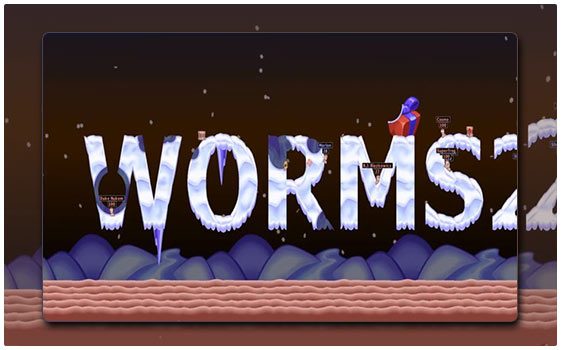 Recenzja | Worms 2 (PC)