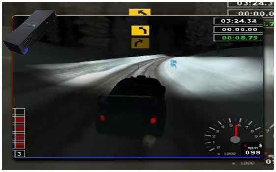 WRC II Extreme PlayStation 2 recenzja