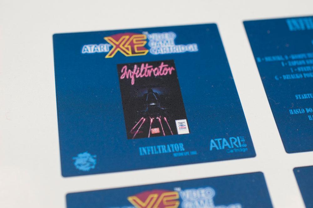 Atari cart xl xe