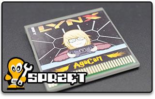 AgaCart Atari Lynx