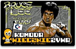 Bruce Lee III (Commodore 64)