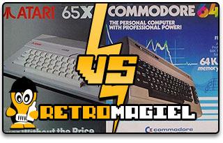 Commodore vs Atari