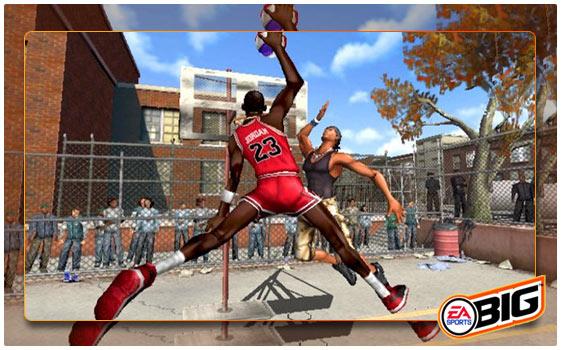 NBA Street vol 2 recenzja