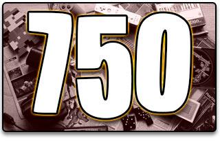 750 wpisów na rng