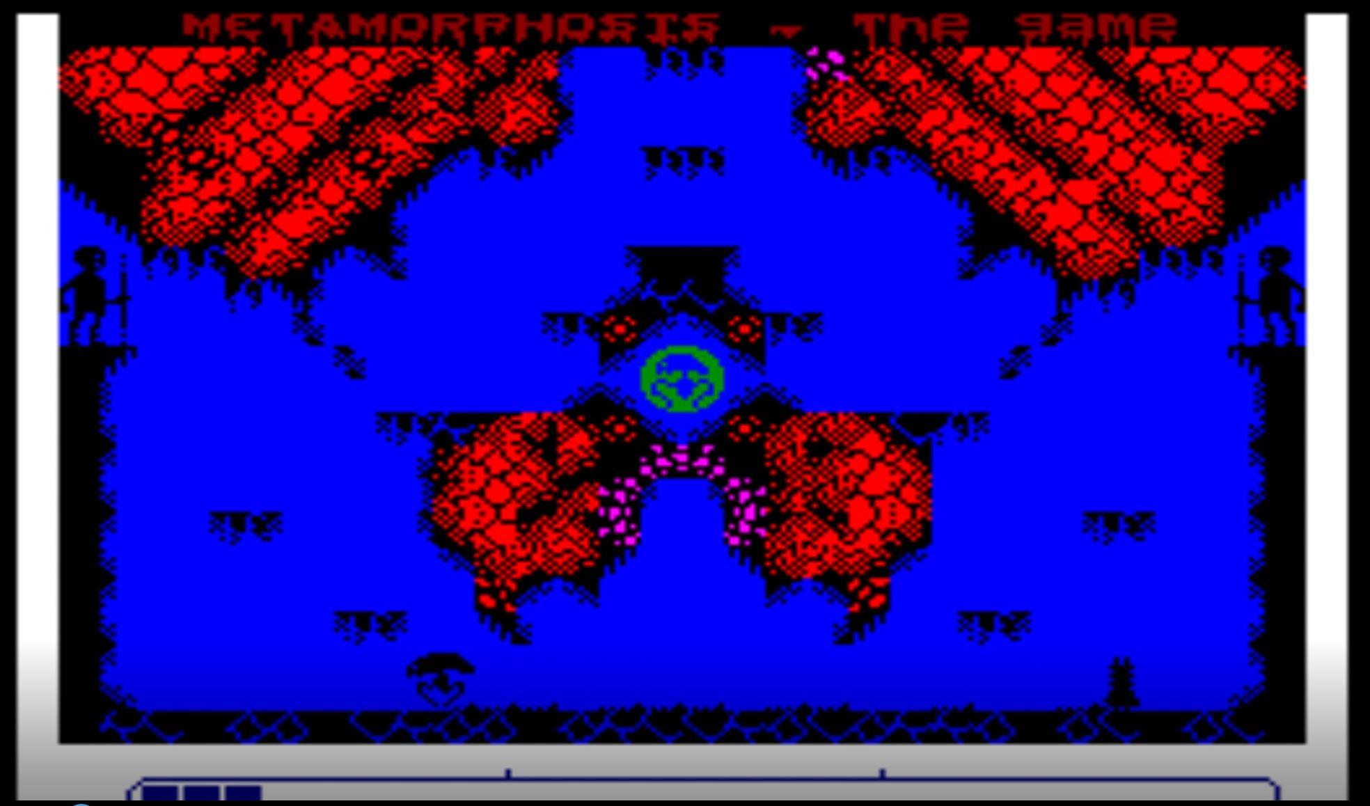 Metamorphosis (ZX Spectrum)
