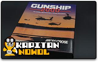 Recenzja I Gunship 2000 Amiga
