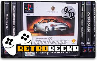 Recenzja | Porsche Challenge (PSX)