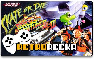 Castelian, Skate or Die, Back to the Future II & III (NES)