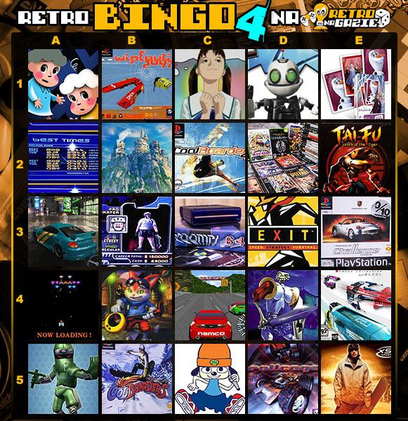 Bingo 4 calak repip