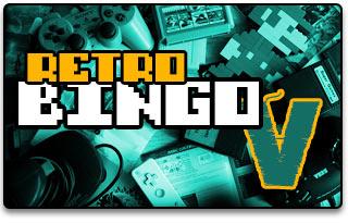 Retro bingo V edycja