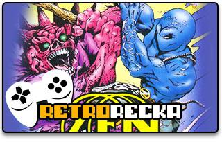 ZEN Intergalactic Ninja (NES)