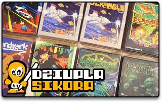 Przegląd Gier na Atari 2600 + Najnowsze Hity (video)