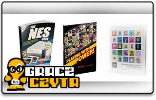 Przegląd książek o NES-ie